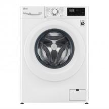 Pračka s předním plněním LG F48V3TN3W, A+++, 8kg