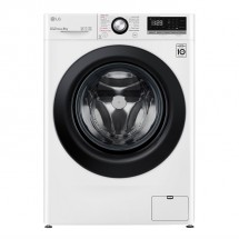 Pračka s předním plněním LG F49V3VW6W, A+++, 9kg