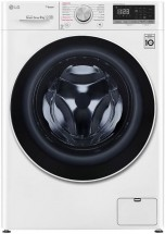 Pračka s předním plněním LG F4WN509S0, A+++, 9kg