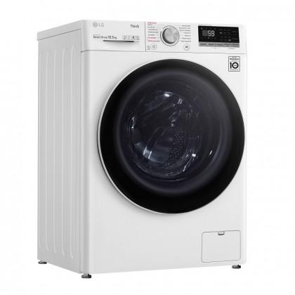 Pračka s předním plněním LG F4WV710P0E, B, 8,5kg