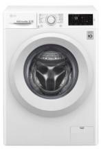 Pračka s předním plněním LG F84J5TN3W, A+++ -30%, 8 kg + rok praní zdarma
