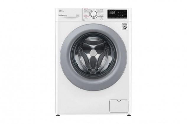 Pračka s předním plněním LG WD72V3HY4W