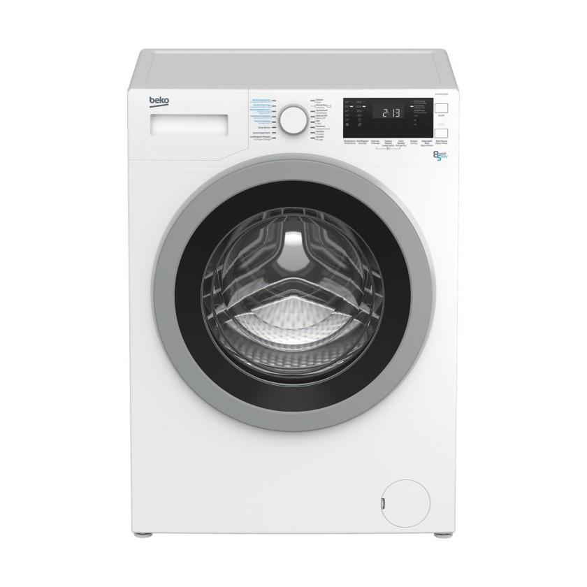 Pračka se sušičkou Beko HTV 8633 XS0