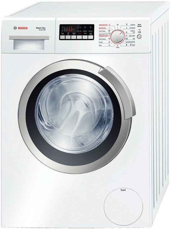 Pračka se sušičkou Bosch WVH 28340 EU ROZBALENO MÍRNÁ VADA VZHLEDU, ODĚRKY