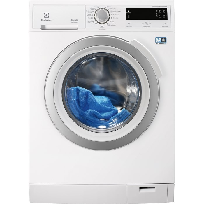 Pračka se sušičkou ELECTROLUX EWW1697SWD