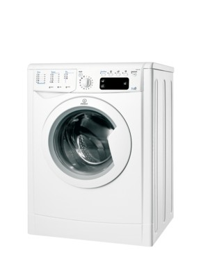 Pračka se sušičkou Indesit IWDE 7105 B (EU)