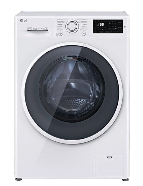 Pračka se sušičkou LG F72U2HDM0N