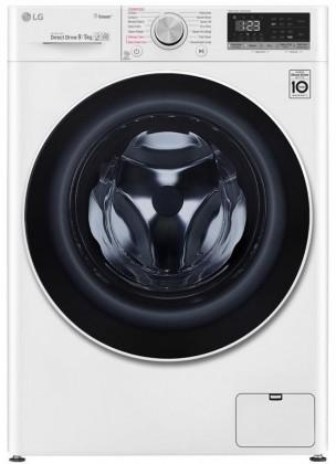 Pračka se sušičkou Parní pračka se sušičkou LG F4DN509S0, A, 9/5 kg