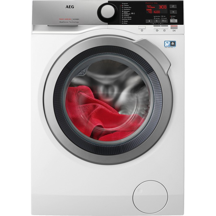 Pračka se sušičkou Pračka se sušičkou AEG DualSense L7WBE69S, A, 9/6 kg