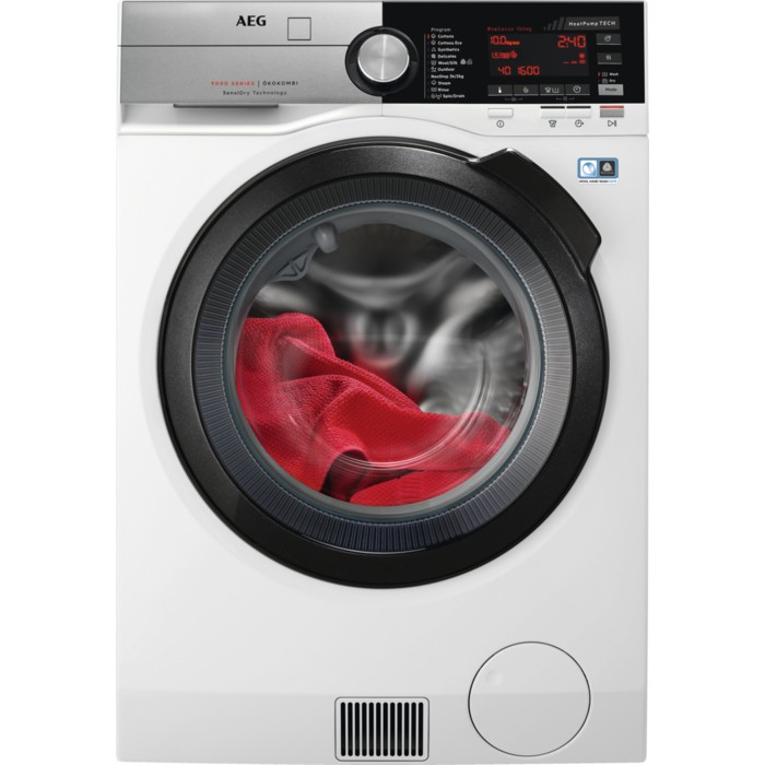 Pračka se sušičkou Pračka se sušičkou AEG SensiDry L9WBC61B, A, 10/6 kg