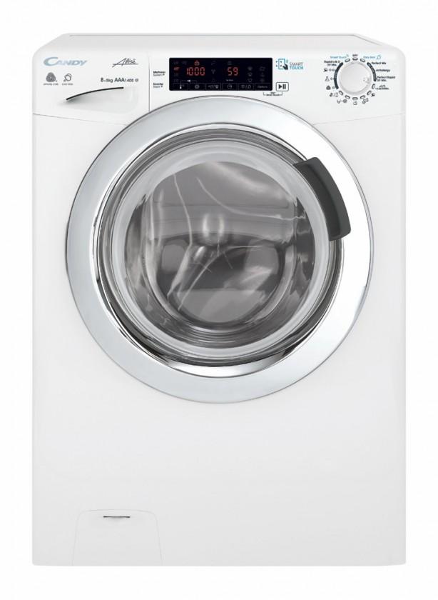 Pračka se sušičkou Pračka se sušičkou CANDY GVSW45485TWHC, A, 8/5 kg