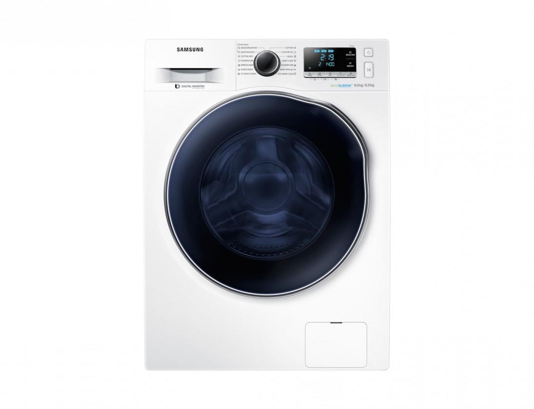 Pračka se sušičkou Pračka se sušičkou Samsung WD90J6A10AW/LE