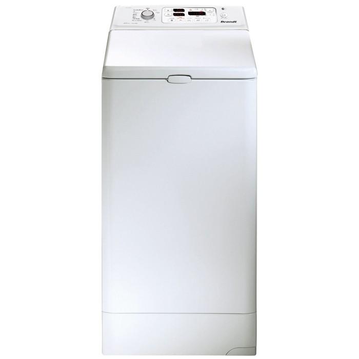 Pračka se sušičkou Pračka se sušičkou vrchem plněná Brandt WTD 6384K, B, 6/4 kg