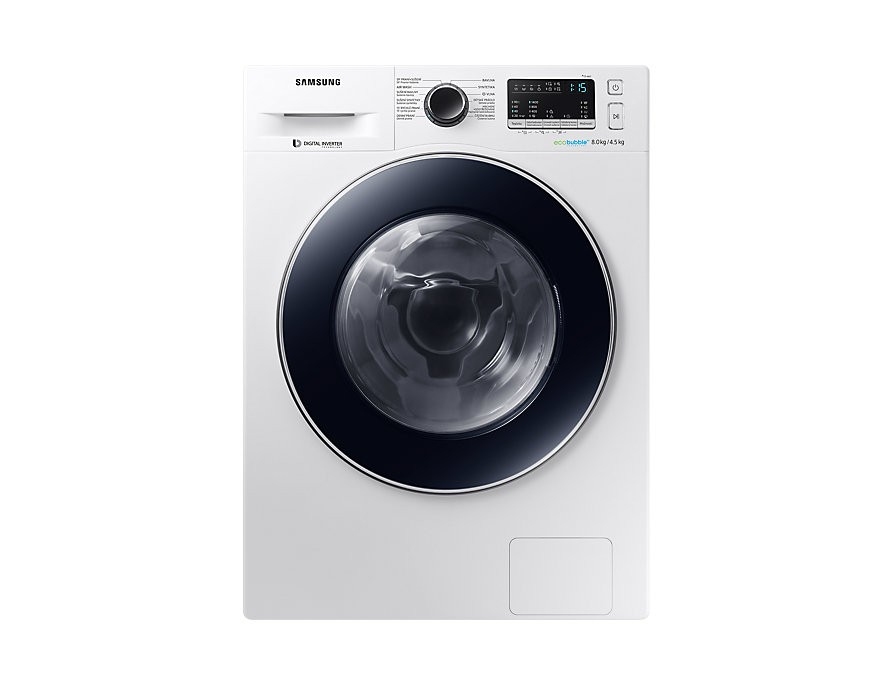 Pračka se sušičkou Samsung WD80M4A43JW