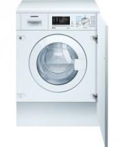 Pračka se sušičkou Siemens WK14D541, B, 6/4 kg + rok praní zdarma