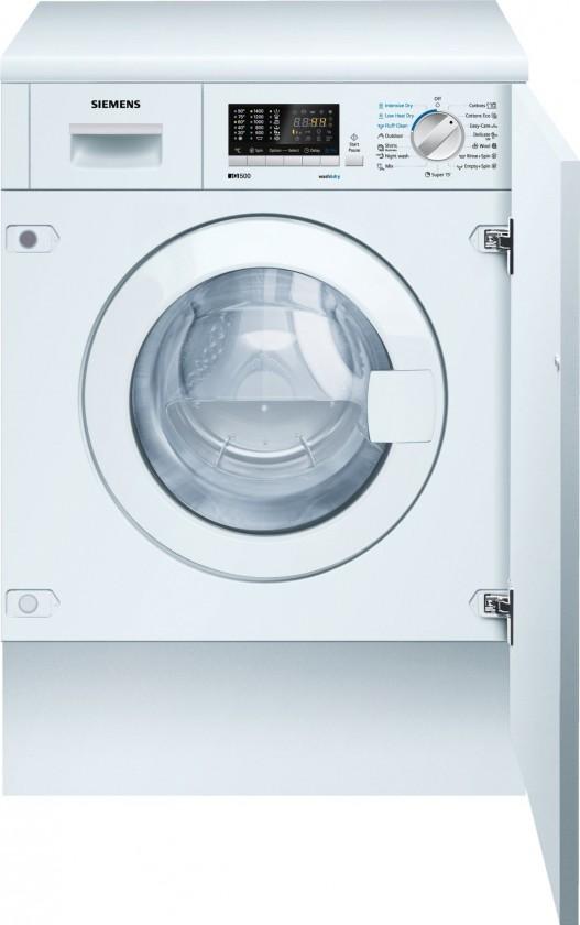 Pračka se sušičkou Siemens WK14D541