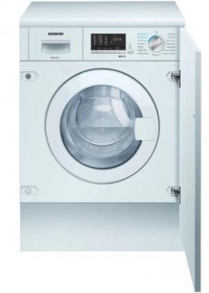 Pračka se sušičkou Siemens WK14D542EU, B, 7/4 kg