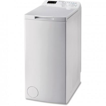 Pračka vrchem plněná Indesit BTW S6230P EU/N,6kg