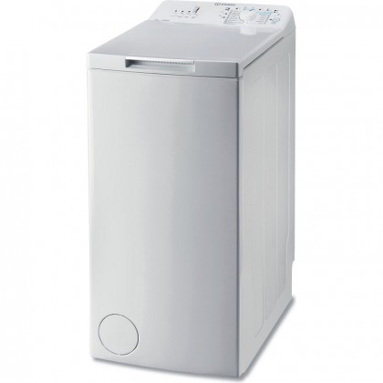 Pračka vrchem plněná Pračka s vrchním plněním Indesit BTWL50300 EU/N, 5 kg
