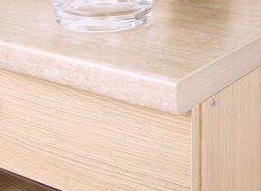 Pracovní deska 240x60 cm (travertyn světlý)