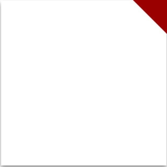 Pracovní deska Pracovní deska Nancy - 60x60 cm (bílá)