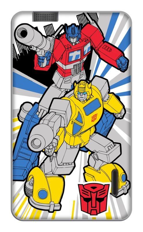 """Pracovní tablet Dětský tablet eSTAR Beauty HD 7"""" 2+16 GB Transformers"""
