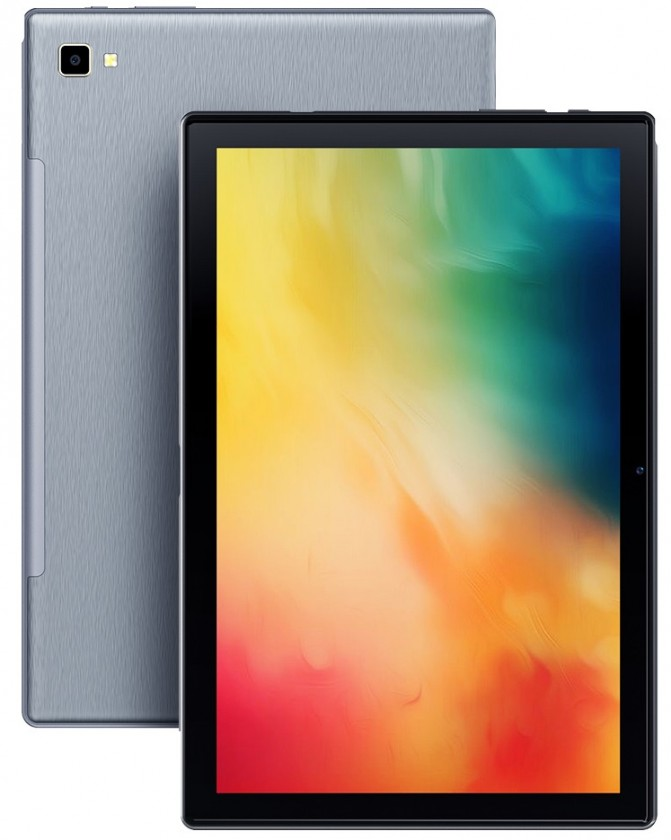 "Pracovní tablet Tablet iGET Blackview TAB G8 Grey 10,1"" FHD 4GB, 64GB, LTE"