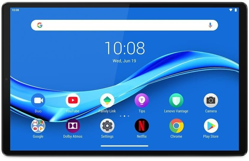 "Pracovní tablet Tablet Lenovo TAB M10+ 10.3"" FHD 4GB, 64GB, ZA5T0081CZ"