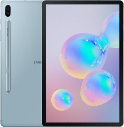 Pracovní tablet Tablet Samsung Galaxy Tab S6 10.5 SM-T865NZBAXEZ 128GB LTE Blue