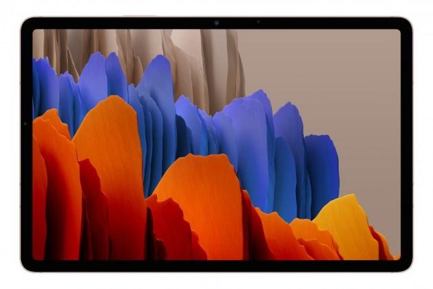 "Pracovní tablet Tablet Samsung Galaxy Tab S7 11"" SM-T870 WiFi, Bronze"
