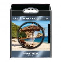 PRAKTICA UV MC 72 mm