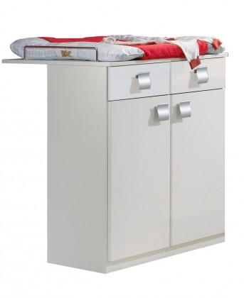 Přebalovací pult Jette - 320221 (alpská bílá)