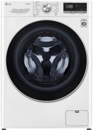 Předem plněná pračka LG F4WV708P1, A+++, 8 kg