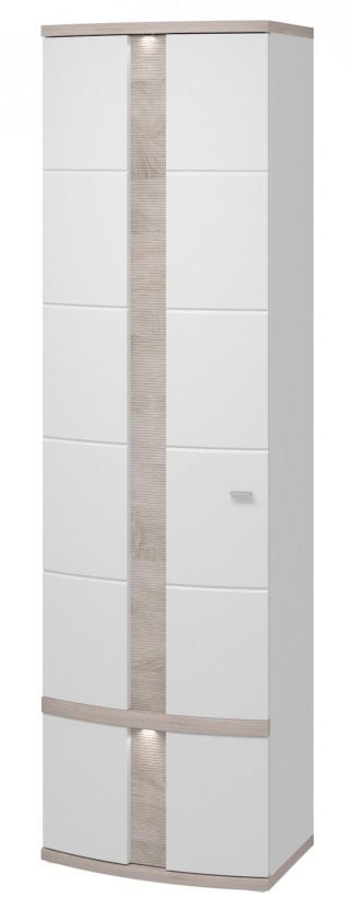 Předsíňová skřín Adena - skříň, 1x dveře levé
