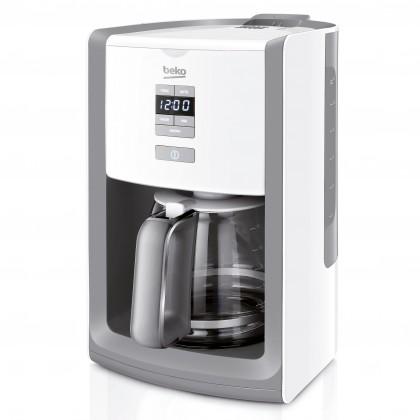 Překapávač kávy Kávovar Beko CFD6151W, bílá