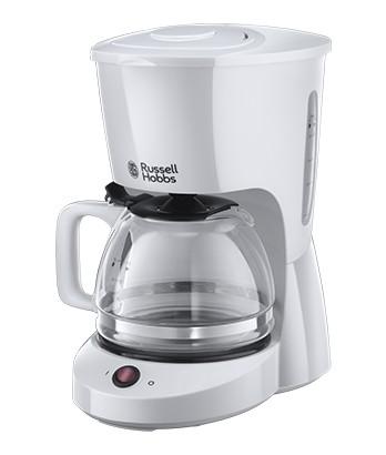 Překapávač kávy Kávovar Russell Hobbs 22610-56, bílá