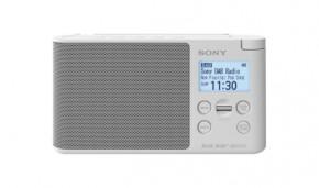 Přenosné DAB rádio SONY XDR-S41DW