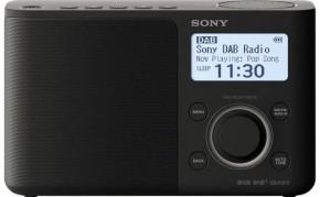 Přenosné DAB rádio SONY XDR-S61DB