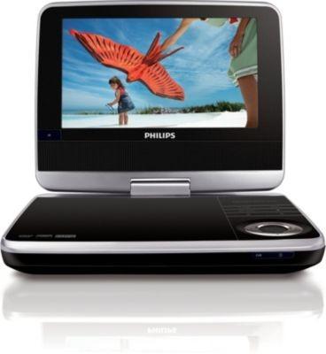 Přenosné DVD Philips PD7040/12