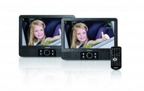 Přenosný DVD přehrávač Lenco MES-405