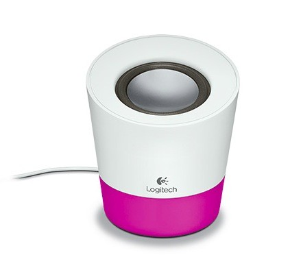 Přenosný PC reproduktor Logitech Repro Multimedia Speaker Z50 Magenta