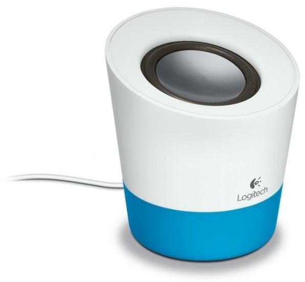 Přenosný PC reproduktor Logitech Repro Multimedia Speaker Z50 Ocean Blue ROZBALENO