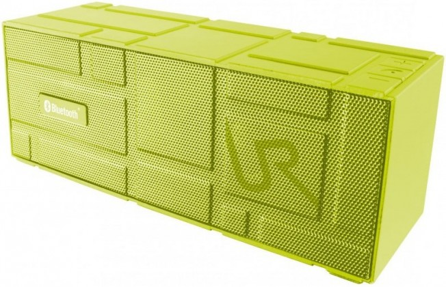 Přenosný PC reproduktor Trust Streetbeat Wireless Speaker lime 19669