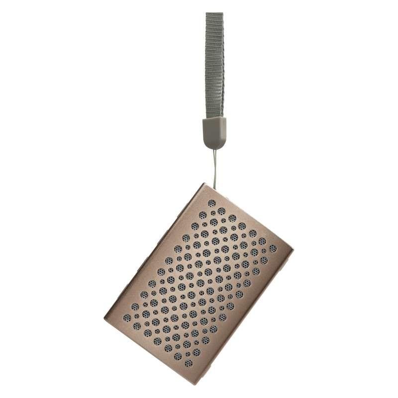 Přenosný reproduktor Bluetooth reproduktor EMOS TIFFY, šedá