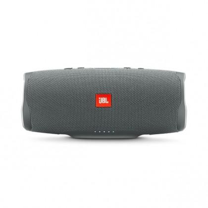 Přenosný reproduktor Bluetooth reproduktor JBL Charge 4, šedý