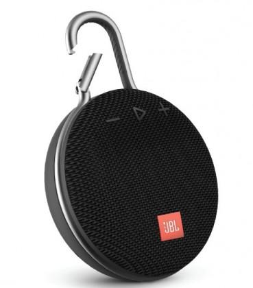 Přenosný reproduktor Bluetooth reproduktor JBL Clip 3, černý