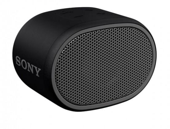 Přenosný reproduktor Bluetooth reproduktor Sony SRS-XB01, černý