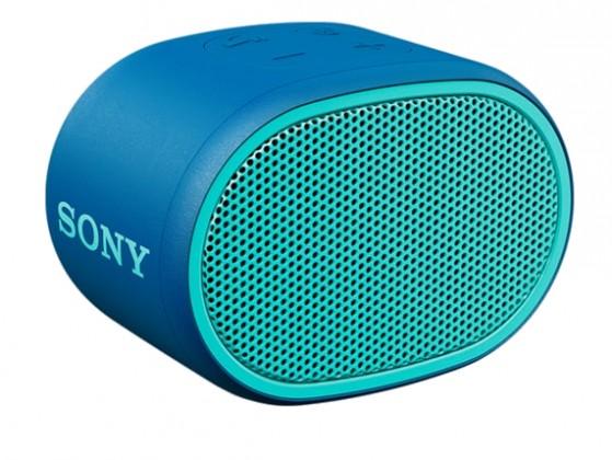 Přenosný reproduktor Bluetooth reproduktor Sony SRS-XB01, modrý