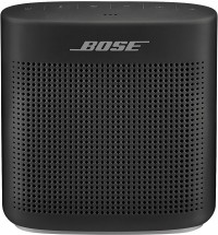 Přenosný reproduktor Bose SoundLink Color II, černý