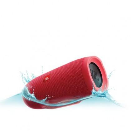 Přenosný reproduktor JBL Charge 3 červený